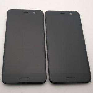 """Image 2 - Original Für 5.2 """"HTC U spielen LCD Display + Touch Screen Digitizer Montage Für HTC U spielen Display Mit rahmen + Home Taste + Werkzeuge"""