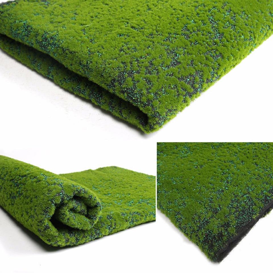 Artificial Moss Fake Plants Mosses Grass Simulation Home KTV Bar Wall Decoration