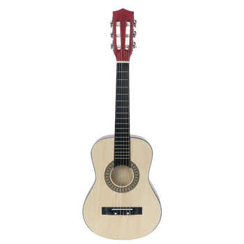 NEW Classical Wood 30 Inch Guitar Beginner Introduction Musical Instrument bts school educational supplies WJ-JX3 Affordable - DISCOUNT ITEM  29% OFF All Category