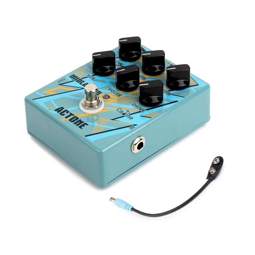 caline cp 56 electric guitar overdrive distortion effect pedal 3 band eq metal amplifier. Black Bedroom Furniture Sets. Home Design Ideas
