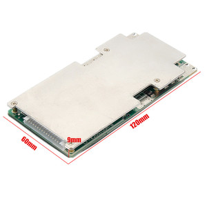 Image 2 - 16S 45A 48V Li Ion Lithium Lifepo4 Battery Power Protection Board Bms Lfp Pcm Pcb Integrated Circuits Board For E Bike Electri