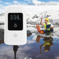 TDS Water Quality Tester Pool Tank TDS TOC COD Detector Water Quality Tester Purity Test Monitor Water Measurement Tools