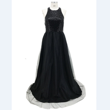 Halter Backless Formal Party Prom Ball Gown Dresses