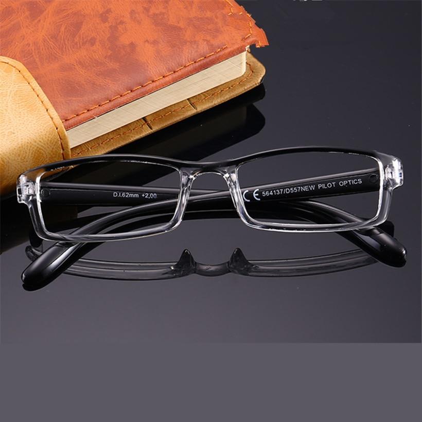 XojoX Óculos Para Presbiopia Óculos de Leitura Óculos para Homens óculos de  Resina HD Lens Unisex 794bfe7245