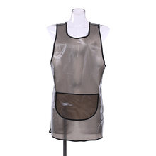 Hair Dresser Salon Apron Hairdressing Cape Hair Cloth Cutting Dyeing Cape for Barber Shop Breathable and Waterproof(China)