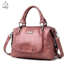 Casual Tote Leather Shoulder Bag Luxury Handbags Women Bags Designer Casual Tote Bag With Zipper Bag Ladies Crossbody Handbags kiss karen luxury rhinestone women s shoulder bags fashion women handbags designer lady tote bag women casual tote