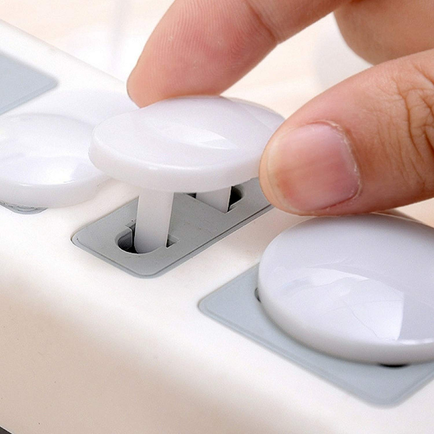 40pcs Plug Cover, Socket Plug Cover, Baby Proof  For Baby Protection Electrical