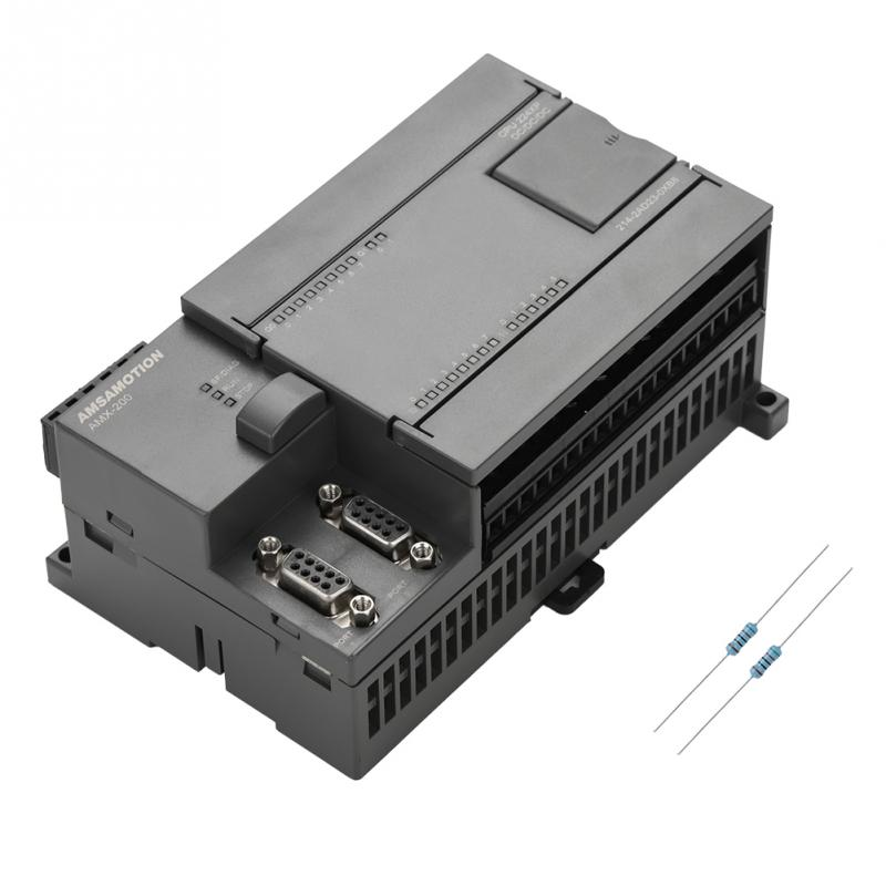 S7 200 CPU224XP PLC Programmable Controller 24V RELAY Output Programmable Logic Controller