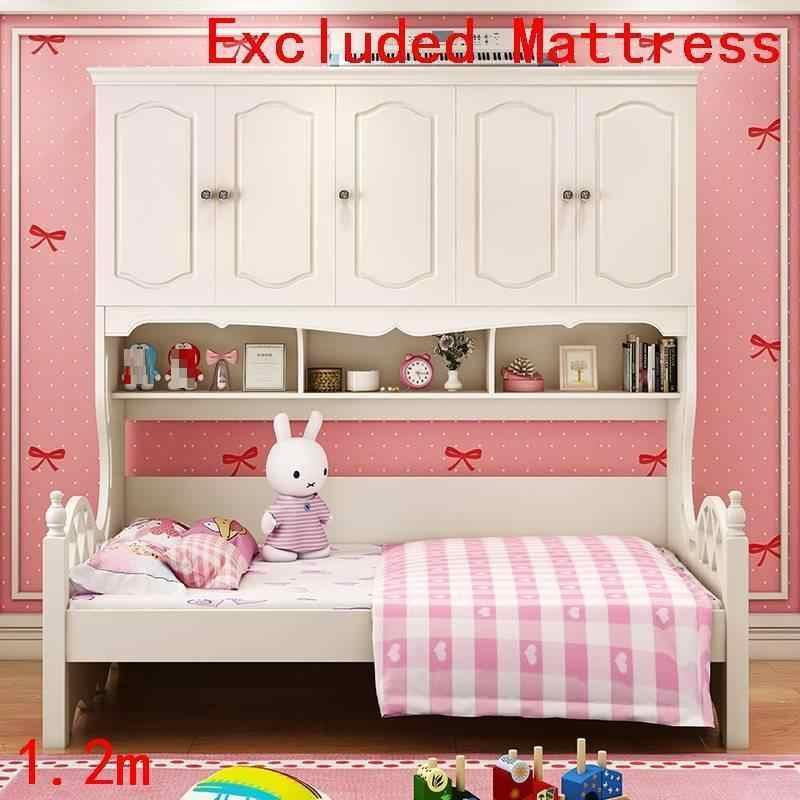 Для Mebles Dla Dzieci Yatak odsi Mobilya Muebles De Dormitorio деревянная мебель для спальни освещенная Enfant Cama Infantil детская кровать