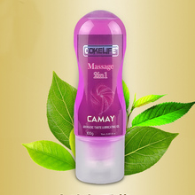 Camay Aroma Intimate Lubricant for Sex Lube & Massage Oil 2 In