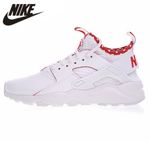 Nike Air Huarache Ultra ID Men's Running Shoes Authentic Breathable Shoes Air Mesh #875841-116 цена