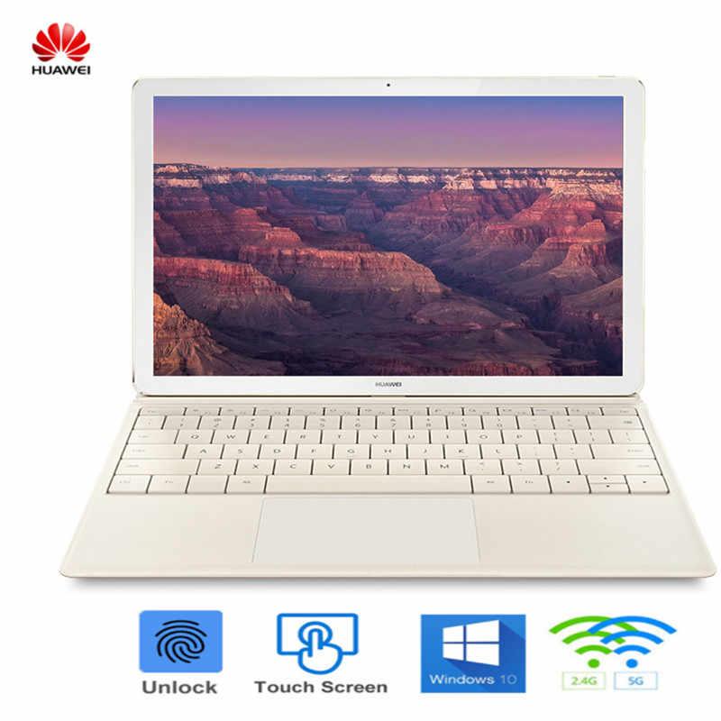 HUAWEI MateBook E BL W09 2 в 1 Tablet PC 12 дюймов Windows 10 OS   