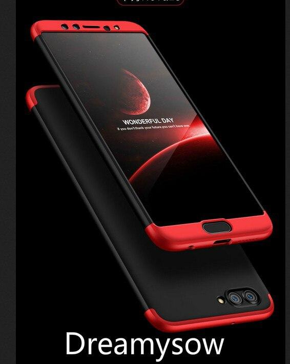 Business Style 360 Full Hard PC Back Cover Shell For Huawei Mate 20 10 Pro Nova3 3i P20 P9 P10 Lite Honor 10 9lite 8 V10 6X 7X 9