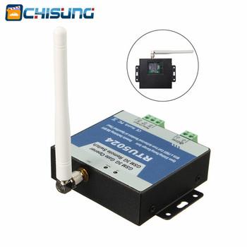 2019 200 użytkowników RTU5024 GSM garaż huśtawka brama przesuwna mechanizm otwierania drzwi łącznik przekaźnikowy zdalna kontrola dostępu bezprzewodowy mechanizm otwierania drzwi czujnik tanie i dobre opinie RTU 5024 chisung