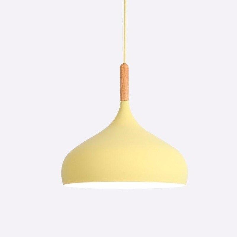 Deco Chambre Fille Luminaria Pendente Hanglamp Industrieel Lampara De Techo Colgante Moderna Lampen Modern Hanging Lamp in Pendant Lights from Lights Lighting