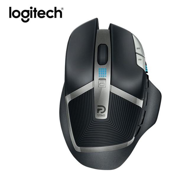 US $73 9 |Original Logitech G602 Gaming Mouse 2 4g Wireless Mause Raton  Laptop Pc Souris Gamer Mice Laser 2500dpi Ergonomic Computer Mouse-in Mice