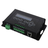 Bc 322 6A Dc12V 36V Timer Led Dimmer Aquarium Controller Led Srip Light Controller Dmx 512 Input Programmable With Lcd Display|AC/DC Adapters|Consumer Electronics -