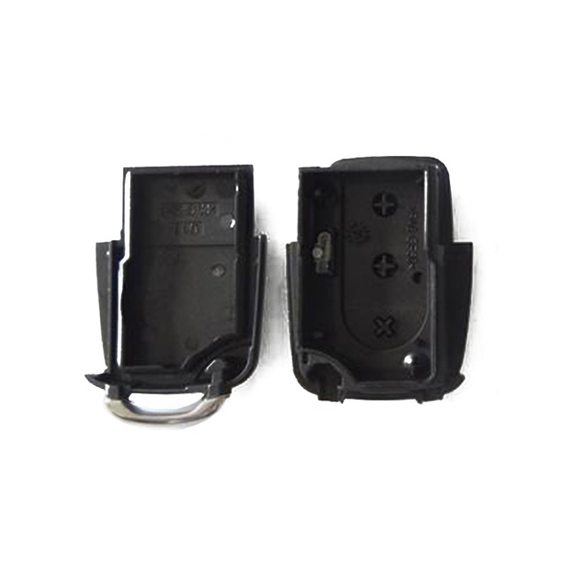 3 Buttons Flip Folding Remote Auto Stash Car Key Shell Safe Secret Hide Compartment Keyring Pill Box Hyundai Key Case
