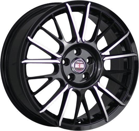 лучшая цена ALCASTA M33 6.5x16/5x114.3 ET38 D67.1 BKF