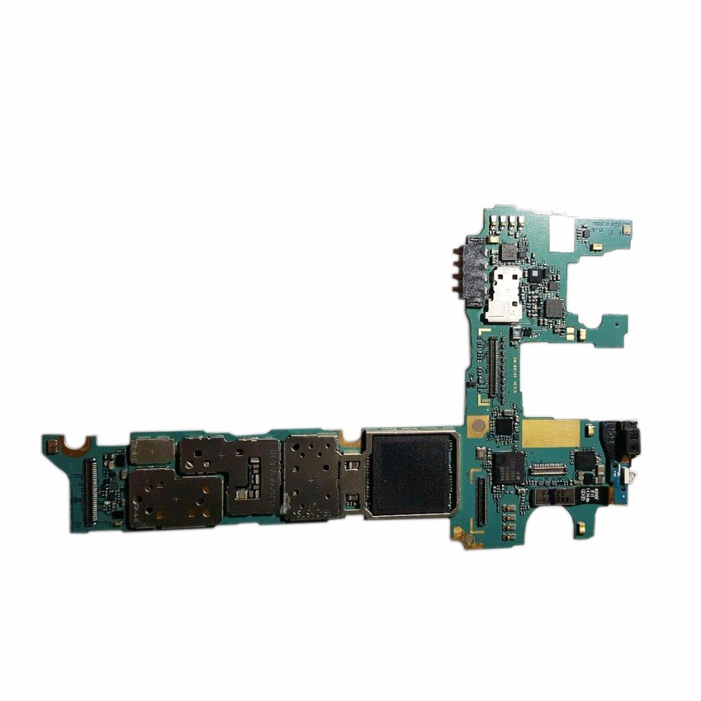 Tigenkey For Samsung note4 n910f n910p n910v Motherboard 32GB With Chips IMEI Android OS Logic Board
