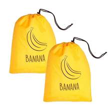 2PCS Portable Freshness Protection Package for Bananas Apples Carrots Hotel Travel(China)