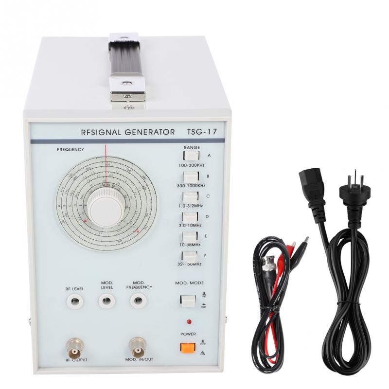 New High Frequency Signal Generator RF Radio Frequency Signal Generator 220V 110V EU AU US plug