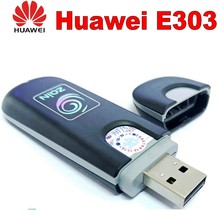 New Unlocked Huawei E303 HSPA+ 3G GSM USB Wireless Mobile Broadband Modem recharge modem usb gsm modem for sms usb gsm modem linux 4 port gsm modem pool 4 ports