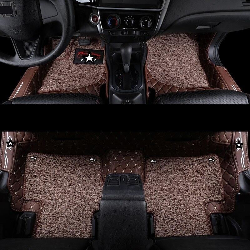 Original Parts Decorative Modified Decoration Automovil Automobile Protector Accessories Carpet Car Floor Mats For Honda Avancier Automobiles & Motorcycles