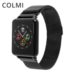 2eaad279dd31 COLMI Land 1 Full touch screen Smart watch IP68 waterproof Bluetooth Sport  fitness tracker Men Smartwatch