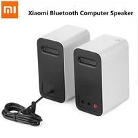 Original Xiaomi Bluetooth Computer Speaker Desktop DSP Sound with Microphone Support AUX in APTX