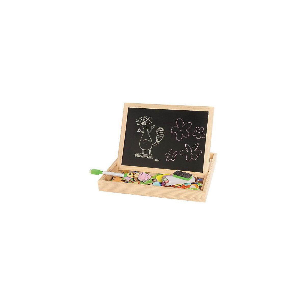 MAPACHA Holz Blöcke 4925605 für jungen und mädchen Pädagogisches spielzeug für kinder Baby Kinder MTpromo - 5