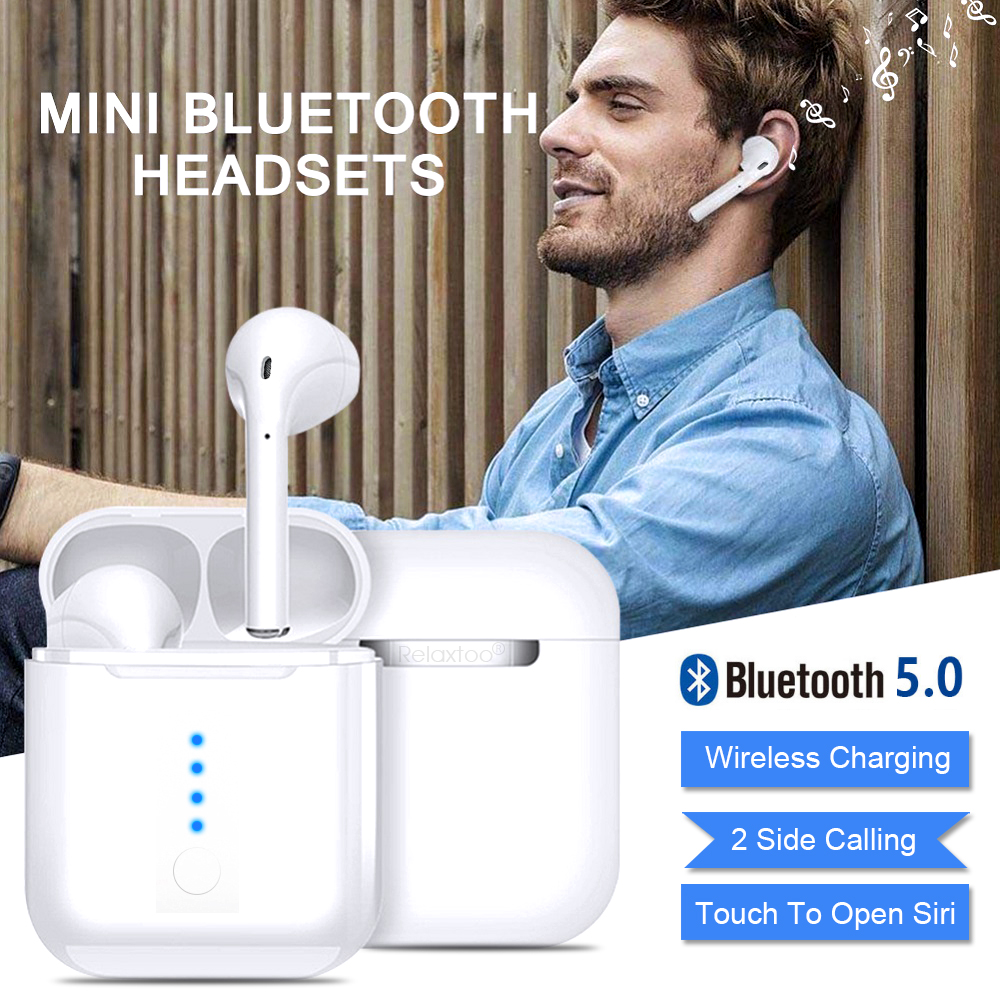 TWS i10 Pro Air Gousses Bluetooth 5.0 écouteur casque audio sans fil Support Tactile Contrôle Sans Fil De Charge Écouteurs PK i10 i11 i13