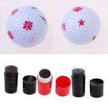 3 шт быстросохнущие штампы для мячей гольфа