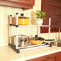 Кухонные принадлежности стеллажи для микроволновой печи для хранения горшок блюдо для печи органайзер для стойки