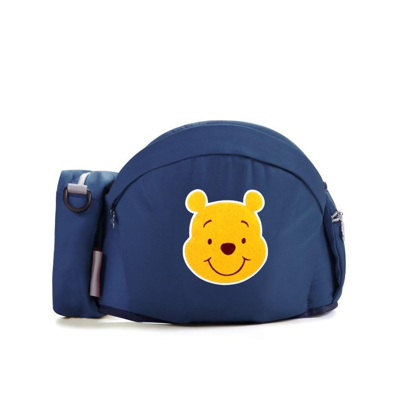 Hot Disney Baby Carrier Waist Stool Walkers Baby Sling Hold Waist Belt Backpack Hipseat Belt Kids Infant Hip Seat 2019
