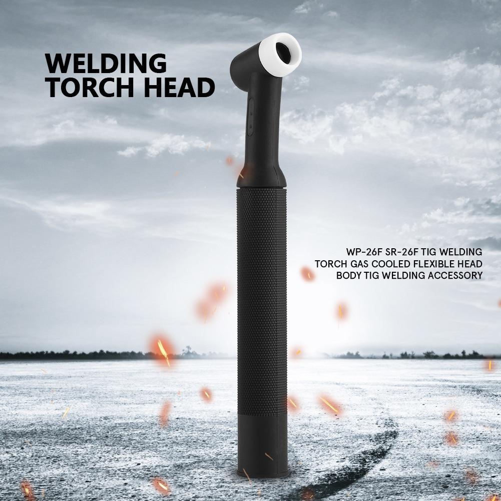 Schlussverkauf Wig-schweißbrenner Professionelle Adapter Ersatz Zubehör Flexible Kupfer Löten Einfach Anzuwenden Gas Gekühlt Praktische Schweißbrenner