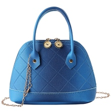 Luxury New Fashion Gradient Ladies Bag Caviar Portable Shell