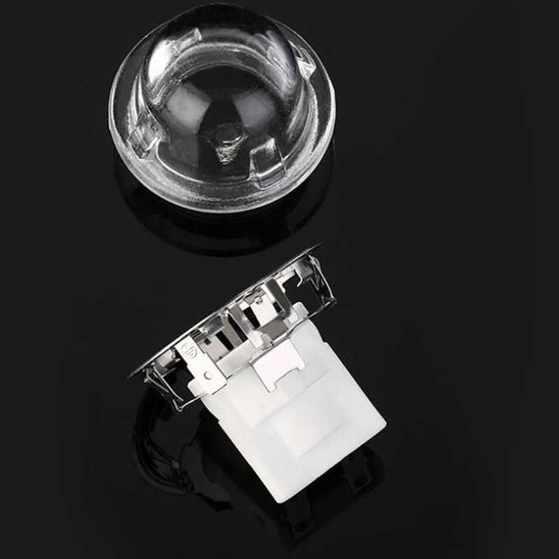 E14 держатель лампы печи выпечки 15 W/25 W лампа для подсветки держатель лампа для духовки Кепки высокое лампа, реагирующая на температуру базы E14 500 градусов