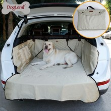 Pet Eco-Friendly Car Seat Cover Dog Cat SUV Back Seats Scratchproof Hammock Protector Mat Blanket Back Seat Protector Mesh PT luxury foldable oxford waterproof pet dog car back seat cover pad blanket suv cat hammock car protector puppy products yzb02