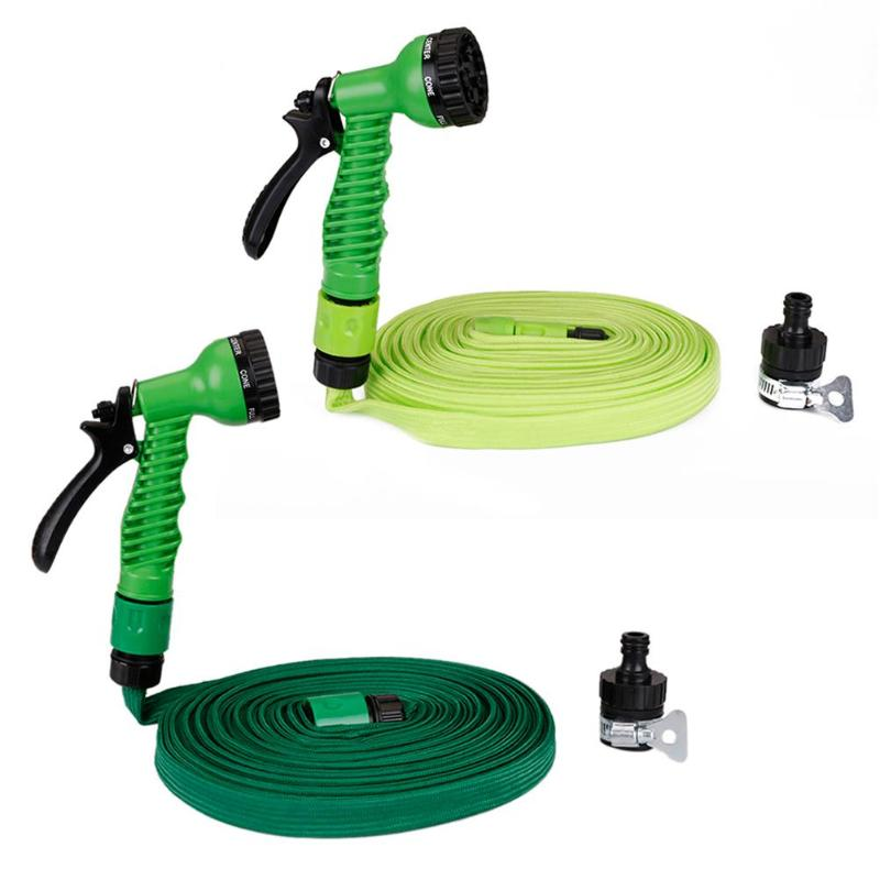 Meerveil Garden Hose Pipe Expandable Magic Hose With Triple Layer Latex Inner Tube Hose Expanding Hose With 10 Pattern Spray Nozzle Hosepipe 150ft 3 4 Solid Brass Connector Garden Hoses