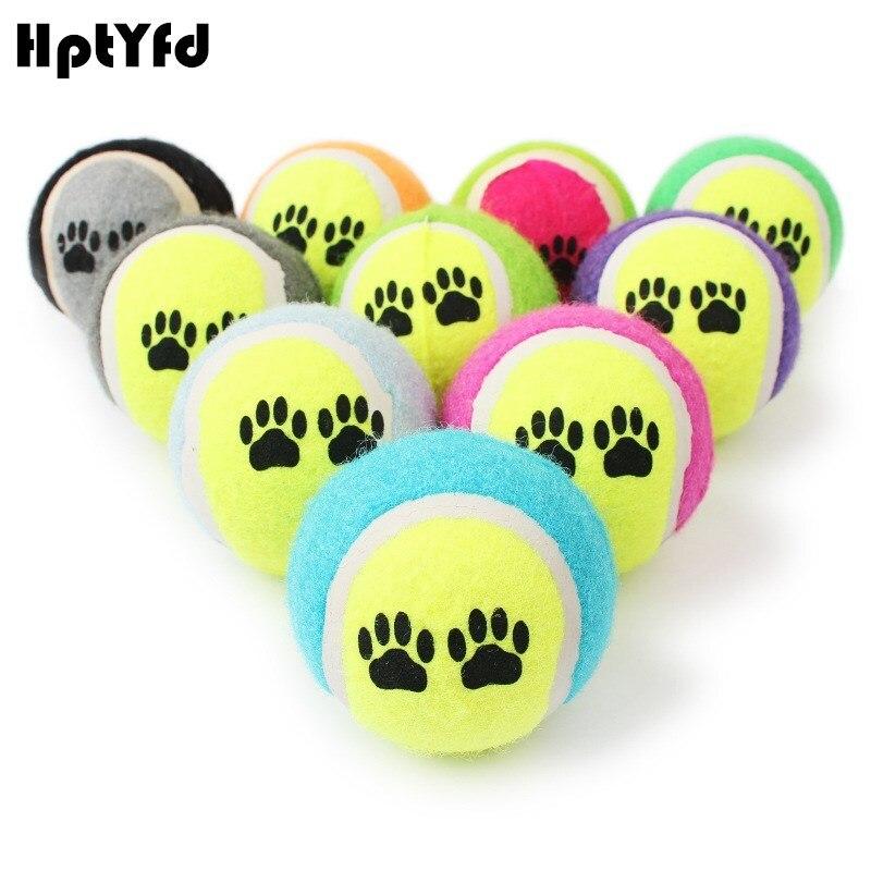 Tenisový míč Pes Hračka Interaktivní Pet Game hračky Claw vzor - Domácí zvířata