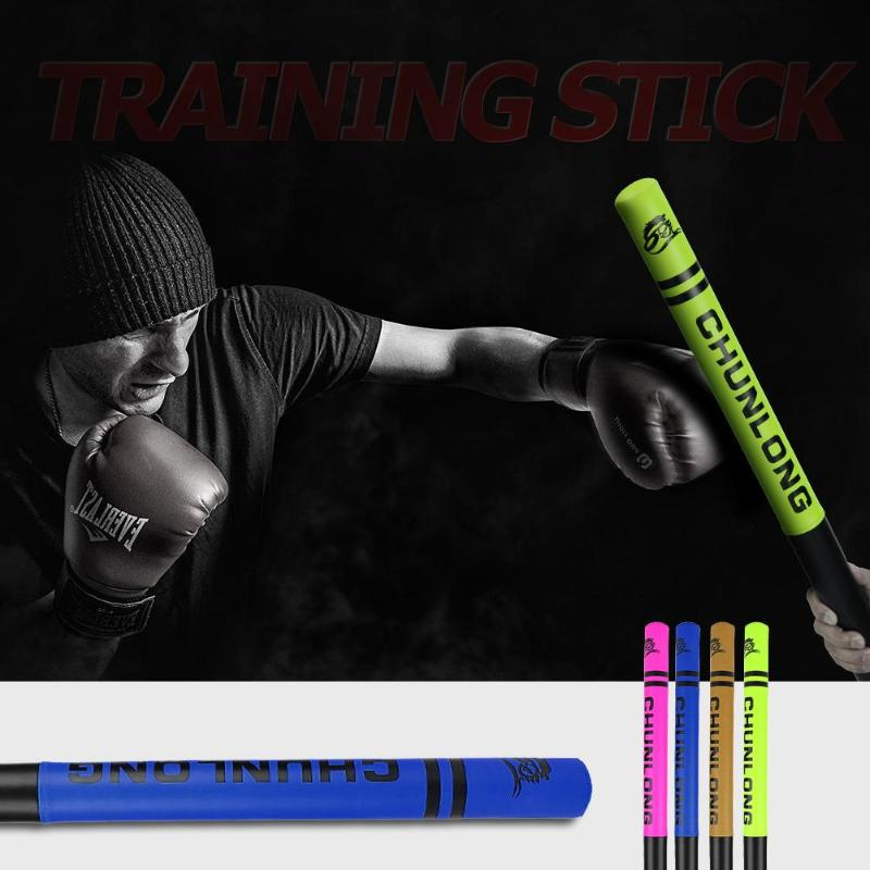 1pc Boxing Dodge Trainer Precision Training Stick Fighting Sanda Bubble Hand Target Grappling Practice Tools Reaction Stick