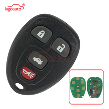 цена на Kigoauto OUC60270 Remote Fob 315Mhz 4 button for Chevrolet Impala Buick Lucerne Cadillac DTS 2006 -2013
