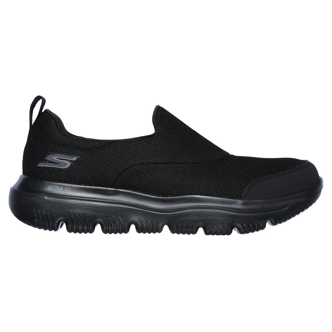 sale retailer 2f0e1 e90f9 Textil Slip On Hombre Zapatillas Negro Skechers bbk 54730 qORxtv