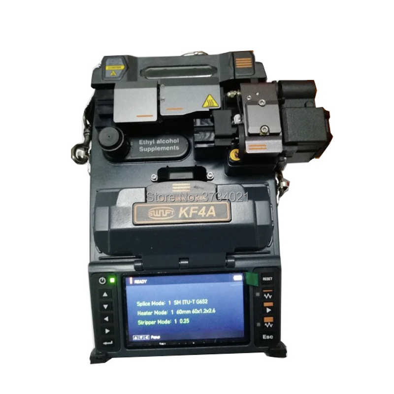 <font><b>ILSINTECH</b></font> Fiber Fusion Splicer Swift KF4A V-groove Alignment, SWIFT KF4A Fusion Splicer/Splicing machine image