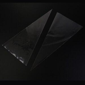 Image 5 - 50 pces claro saco de embalagem de celofane doces sacos ambientalmente amigável chocolate doce pipoca saco de plástico