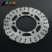 Motorcycle 220MM Rear Steel Brake Disc Rotor For KAWASAKI NINJA250 Z250 Z300 NINJA300 EX300