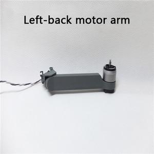 Image 5 - ذراع محرك Mavic Pro يمين يسار أمامي أصلي مع كابل قطع غيار DJI Mavic pro Arm مع ملحقات إصلاح المحرك