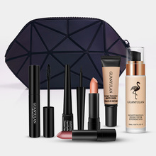 GUANYULAN 6 pcs/set Makeup set including Lipstick