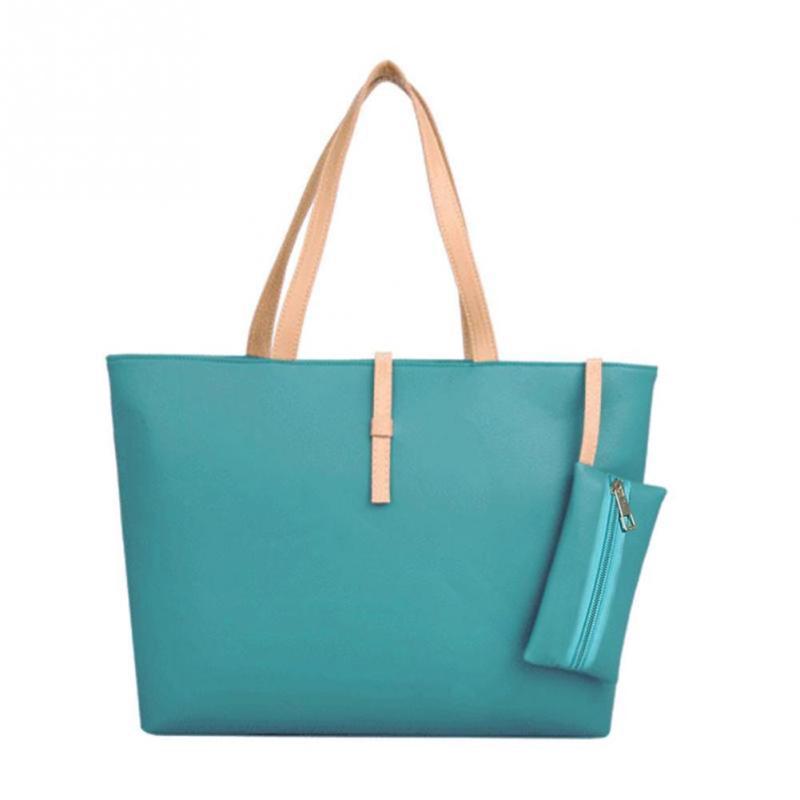 Women Tote Leather Messenger Handbag Luxury Lady Big Tote Square Top-handle Shoulder Bags Purse Sac Bolsas Femininas Sac A Main
